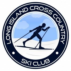 Long Island Cross Country Ski Club logo